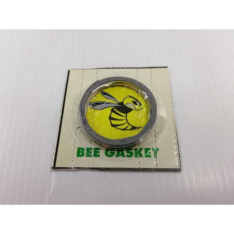 ประเก็นคอท่อ BELLE100R งานเกรด A ตราผึ้ง(ราคาต่อชิ้น)