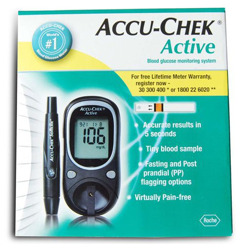 Accu-Chek Active Monitor