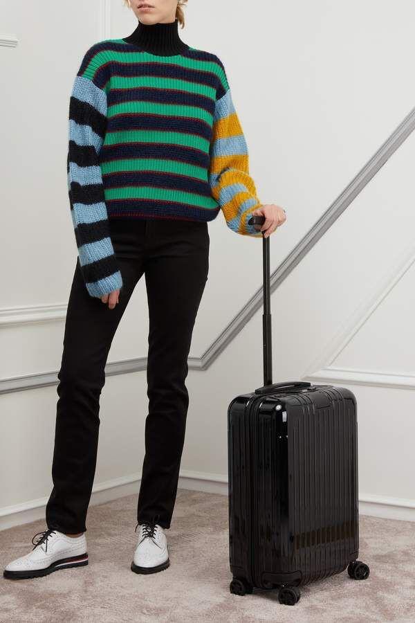 ➳✪ กระเป๋ารถเข็นเดินทาง กระเป๋าเดินทางพกพา Spot rimowa Rimowa กระเป๋าเดินทางน้ำหนักเบารุ่นใหม่ Essential Lite กระเป๋าเดิ