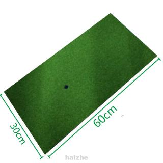 Home Equipment Foldable Backyard Beginner Hitting Golf Exercise Swing Training Practice Mat