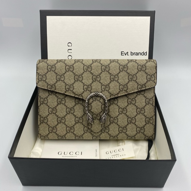 Like very newww Gucci woc dionysus ปีกเบจ y.19