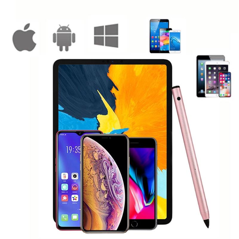 ( Ipad ) ปากกาไอแพดสําหรับ Apple Ipad Gen 7 2019 Applepencil 10 . 2 9 2018 Air 3 Pro 11 2020 12 . 9