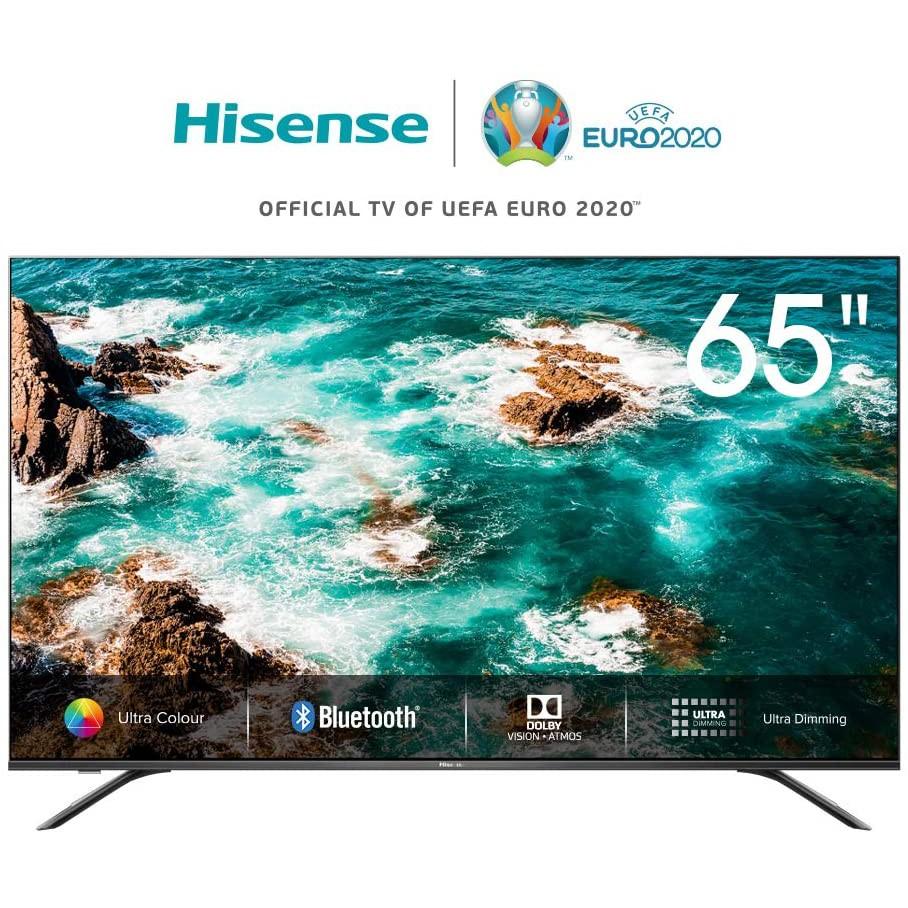 HISENSE 65B8000UW ULED SMART TV ขนาด 65 นิ้ว  Clearance แถมฟรี ขาแขวนผนัง