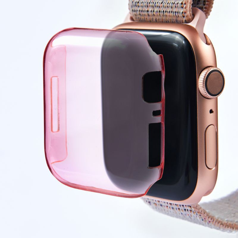 Bang♥for Apple watch 40mm 44mm Serie 4  Case Cover for iWatch 4 TPU