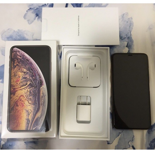 iPhone Xs Max 64GB สีทอง TH (มือสอง)