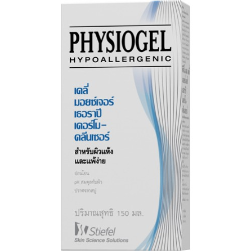 PHYSIOGEL Daily Moisture Therapy Cleanser 150 ml ( 1ขวด )