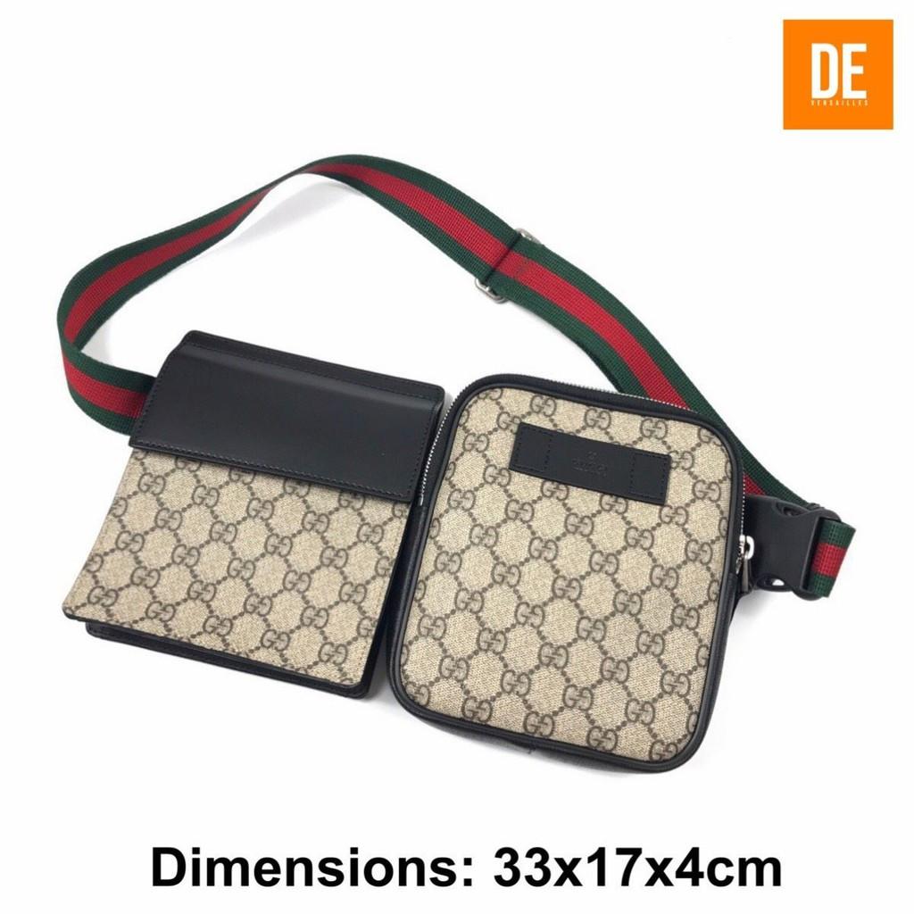กระเป๋าคาดอก New Gucci Belt Bag : GN235A
