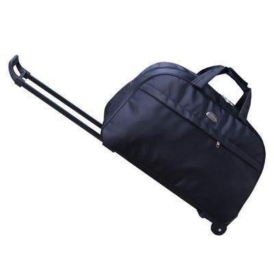 กระเป๋าเดินทางคล้องมือ✾﹍∋กระเป๋าผู้หญิงใบใหญ่และใบเล็กมีล้อ กระเป๋าเดินทาง เดินทางระยะสั้น รถเข็นกระเป๋า กระเป๋าเดินทางผ