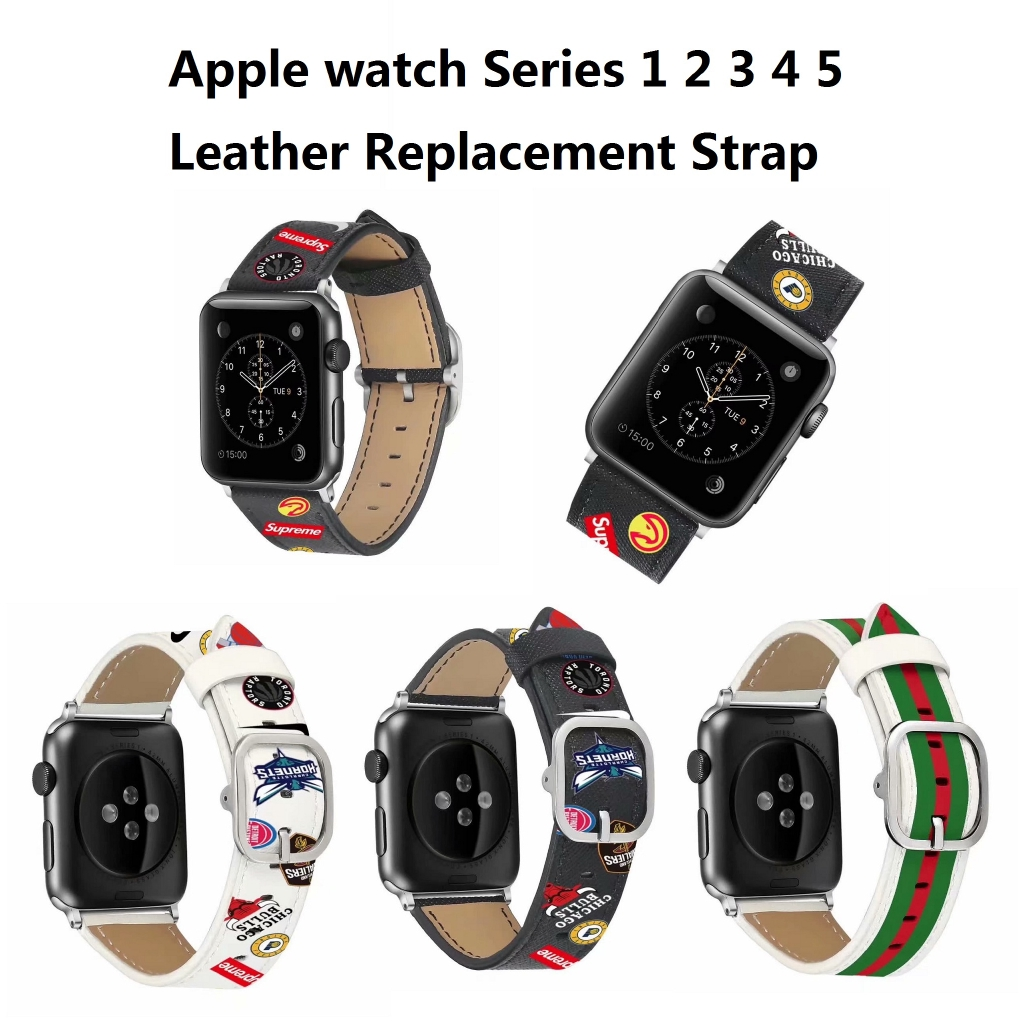 【Apple Watch Strap】สายนาฬิกาข้อมือ Apple Watch Series 6 se 5 4 3 2 1