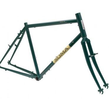 เฟรมเซตรถจักรยานทัวริ่ง SOMA SAGA