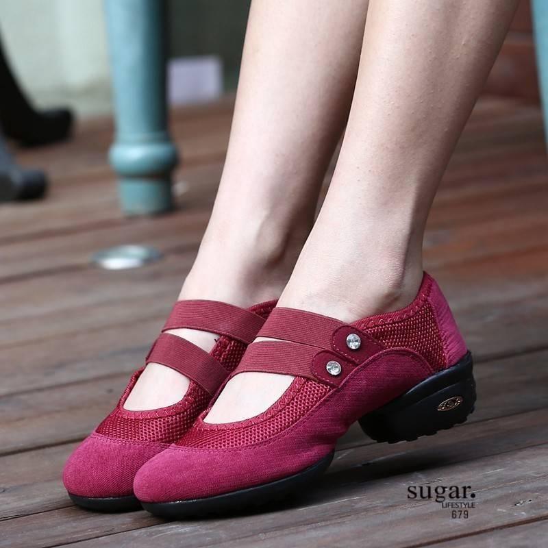 รองเท้าคัชชูเพื่อสุขภาพ เหมาะกับใส่เดินเยอะๆ