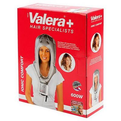 Valera Ionic comfort thermo cap หมวกอบไอน้ำประจุไออ้อน ถนอมเส้นผมอบไอน้ำผมเด้ง