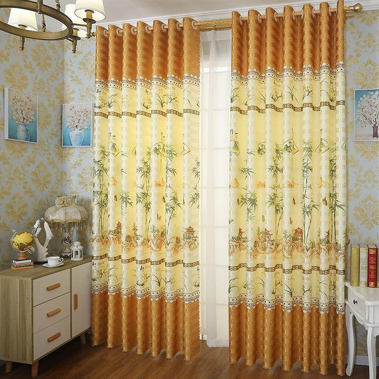 450*270 CM ผ้าม่านประตู ผ้าม่านหน้าต่าง ผ้าม่านสำเร็จรูป ม่านเวลโครม่านทึบผ้าม่านกันฝุ่น ใช้ตีนตุ๊กแก