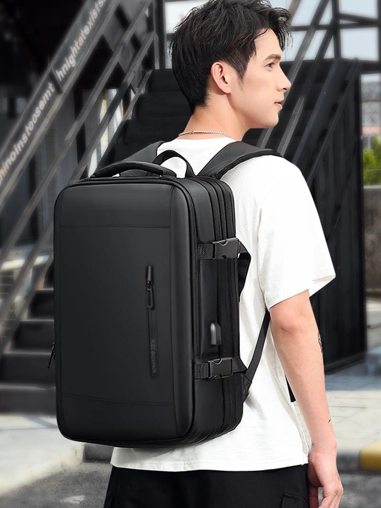 กระเป๋าคอมพิวเตอร์กระเป๋าเป้สะพายหลังผู้ชายความจุขนาดใหญ่เดินทางท่องเที่ยวกระเป๋าเดินทาง15.6กระเป๋าเป้สะพายหลังธุรกิจโน๊