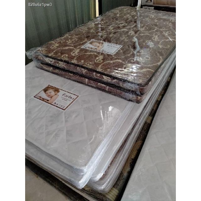 topper 5 ฟุต ที่นอน topper Lowest price✢✧﹍ที่นอนยางพาราอัด 3ฟุต2.5นิ้ว 📌จัดส่งฟรี topper(ผ้าเงา)