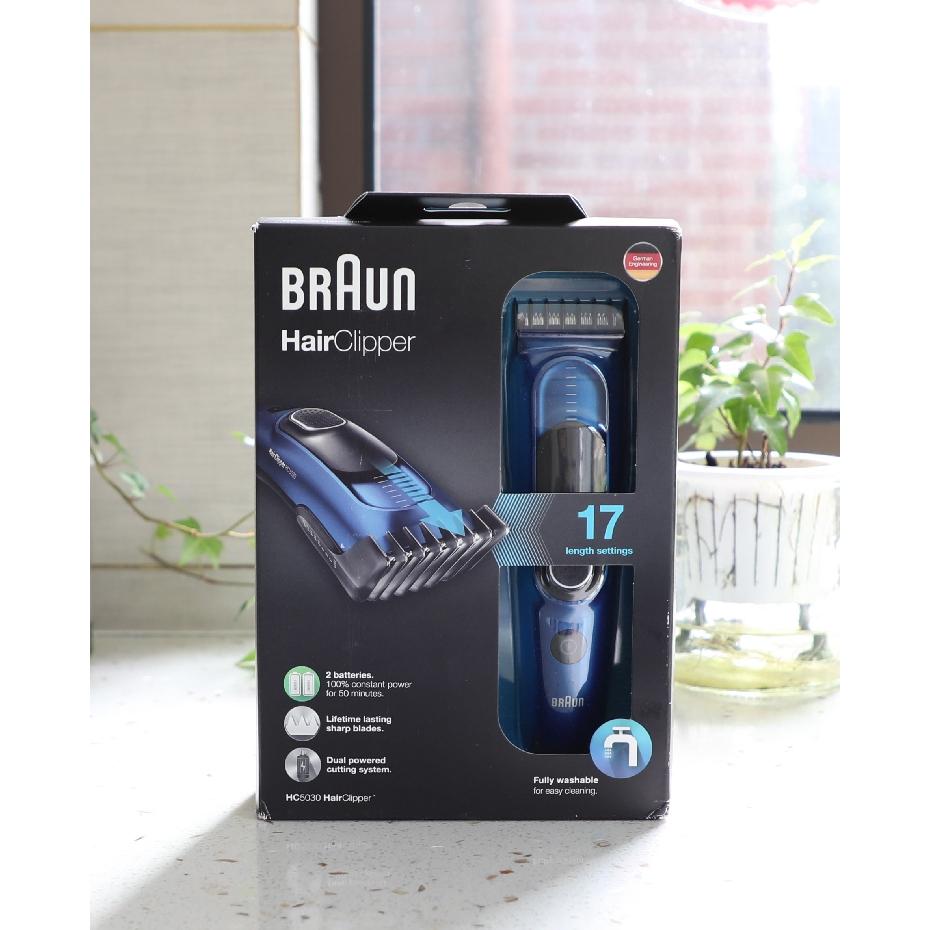 ☦☁กรุงเทพสปอตเยอรมนี Braun Braun hc5090 ผู้ใหญ่เด็กไฟฟ้า clipper ผมปัตตาเลี่ยนไฟฟ้า 5050 5030 รุ่นอัพเกรด