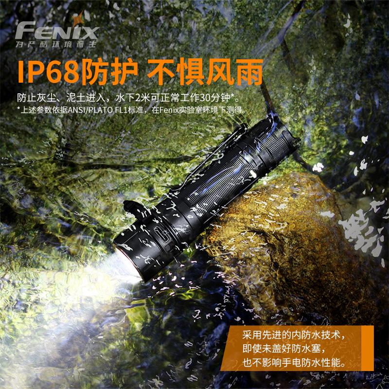 Fenixฟีนิกซ์E28RไฟฉายนานUSB-Typcแสงจ้าแบบพกพากลางแจ้งขนาดเล็กEDC