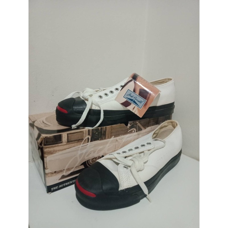 Converse Jack Purcell John Richmond 90s' // made in USA Size:8