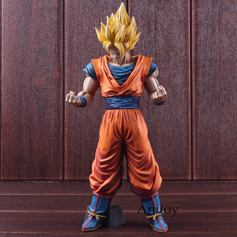 ฟิกเกอร์ grandista Dragon Ball Z Super Saiyan Son Goku Manga Dimensions