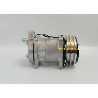 คอมแอร์ SD 508 SD5H14 12V  R134a เกลียวโอริง คอมเพรสเซอร์ แอร์  คอมแอร์รถยนต์ Compressor