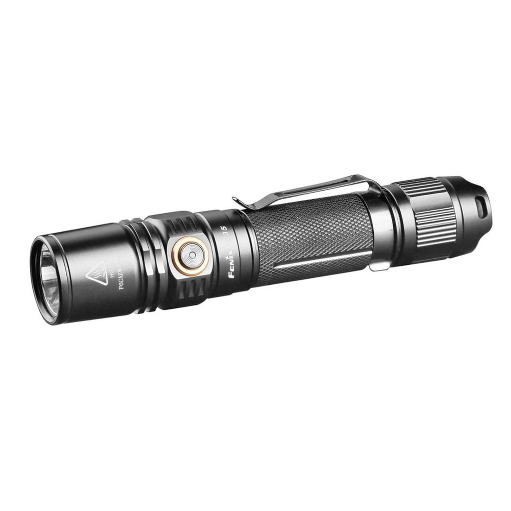 Fenix PD35 V2.0 Flashlight Max 1000 Lumens ไฟฉายพกพาความสว่างสูงถึง 1,000 ลูเมน จาก Tankstore