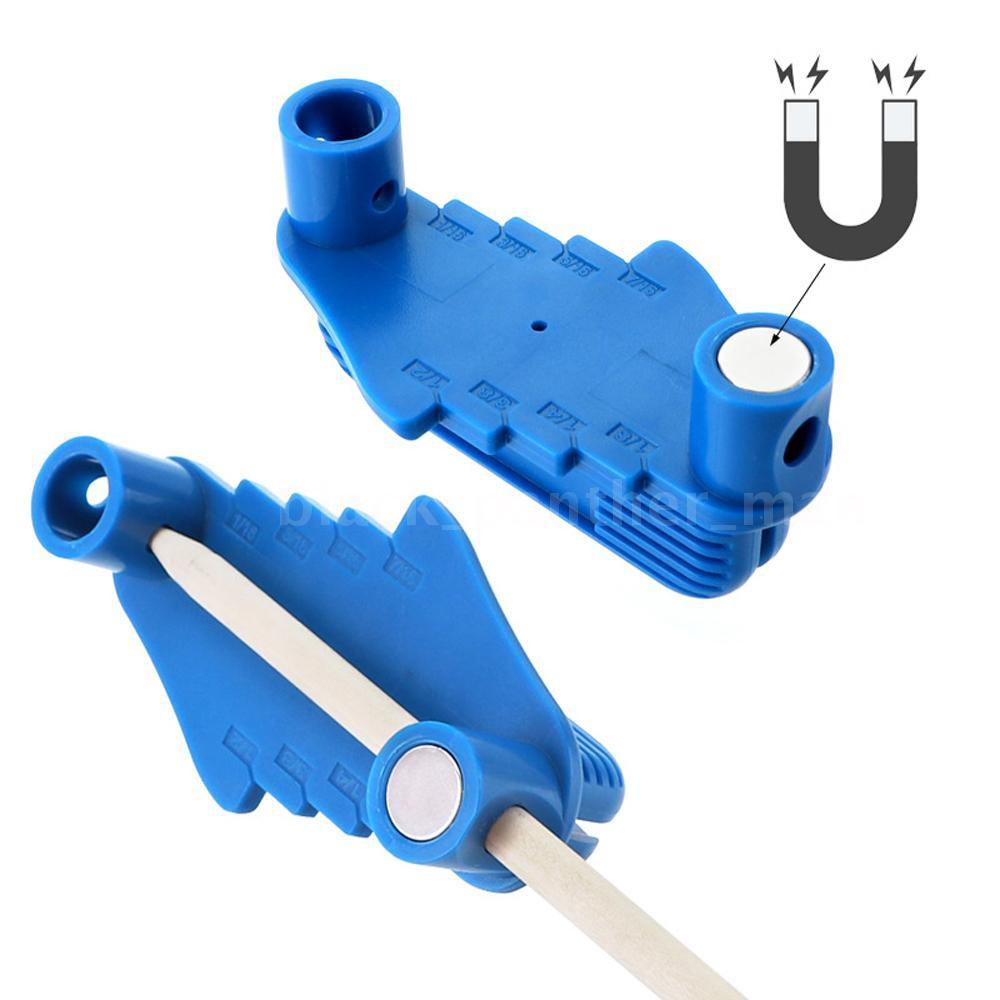 Multifunction Center Offset Scriber Marking Magnetic Carpenter Bottom Gauge Tool