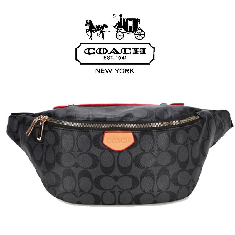 Coach bag กระเป๋าสะพายข้างผู้ชาย กระเป๋าสะพายข้างผู้หญิง
