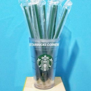 Review STARBUCKS หลอด Reusable