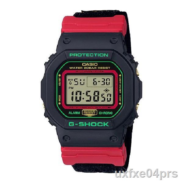 ✴G-SHOCK นาฬิกาข้อมือผู้ชาย รุ่น DW-5600THC-1DR *สินค้าแท้ รับประกัน cmg 1 ปี