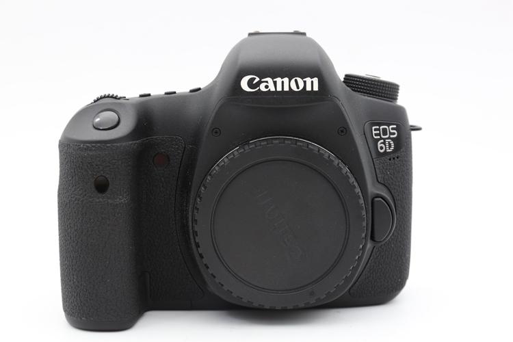 รหัสสีทองมือสอง Canon Canon 6D HD แบบสแตนด์อะโลนสามารถตั้งค่าการถ่ายภาพดิจิตอล SLR ระดับมืออาชีพ24-105