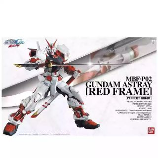 Review PG GUNDAM ASTRAY RED FRAME 1/60 ส่งฟรี!