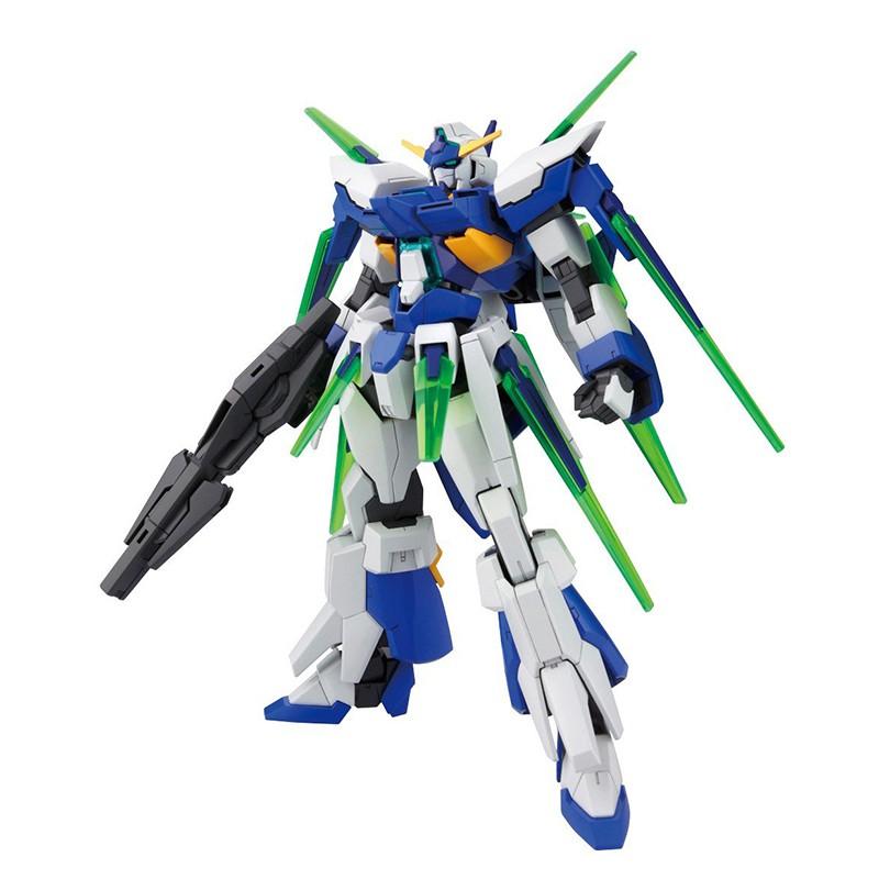 บันได ประกอบ รุ่น HG 1/144 AGE-27 Gundam AGE-FX สูงสุด รูปแบบสุดท้าย
