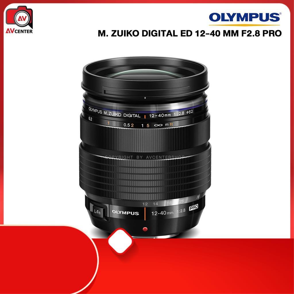 ♥♥♥ ผ่อน 0% - Olympus Lens M.Zuiko ED 12-40 mm F/2.8 Pro**NO BOX** [รับประกัน AVcentershop 1 ปี]