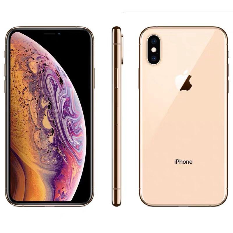 มือสองApple/แอปเปิลiPhone X Xr XS MAXไม่มีล็อคหน้าNetcomเต็มธนาคารแห่งชาติโทรศัพท์มือถือของแท้【Love Apple Life】