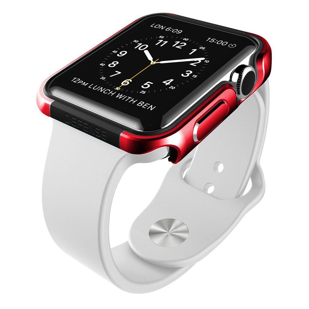 เคส X-Doria รุ่น Defense Edge Case for Apple Watch 38mm. Series2/3 ของแท้สินค้านำเข้า