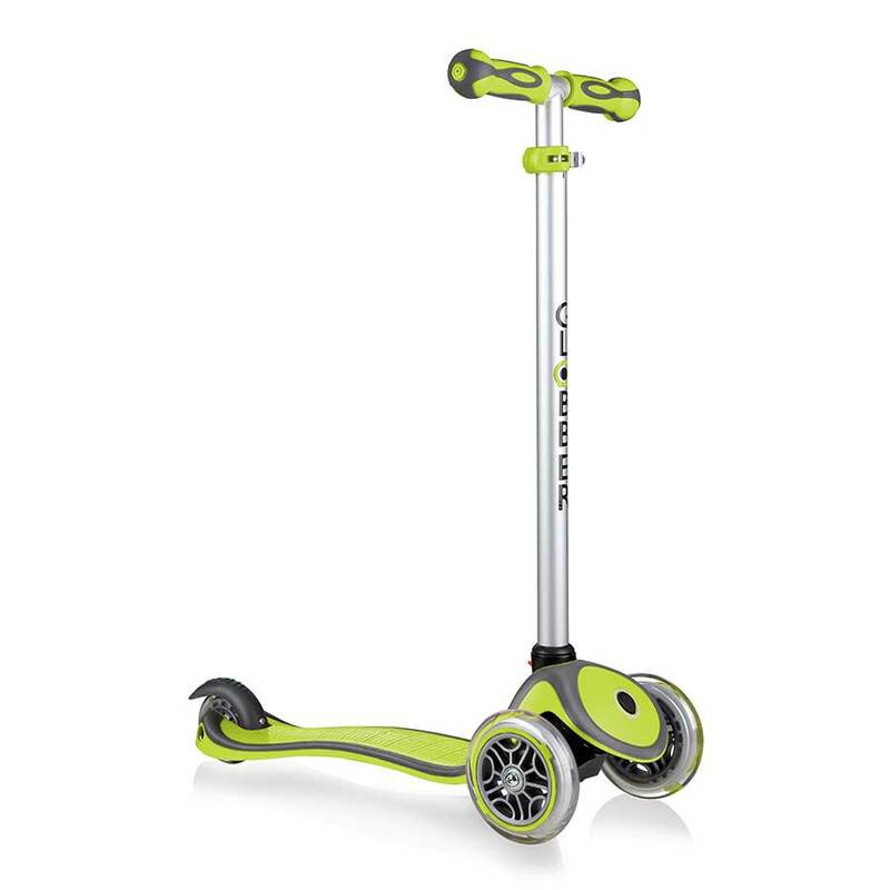 ToysRus Globber Evo Comfort Play Lime Green Scooter (910573)