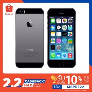 Apple IPhone 5s 16GB 32GB ไอโฟน5s  iphone5s ไอโ
