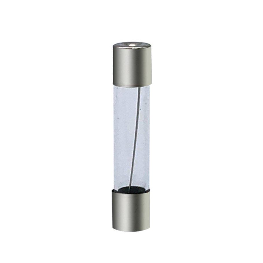 4 PCS 250 Volts 3 Amp Fast Blow Type Glass Fuses 6x30mm