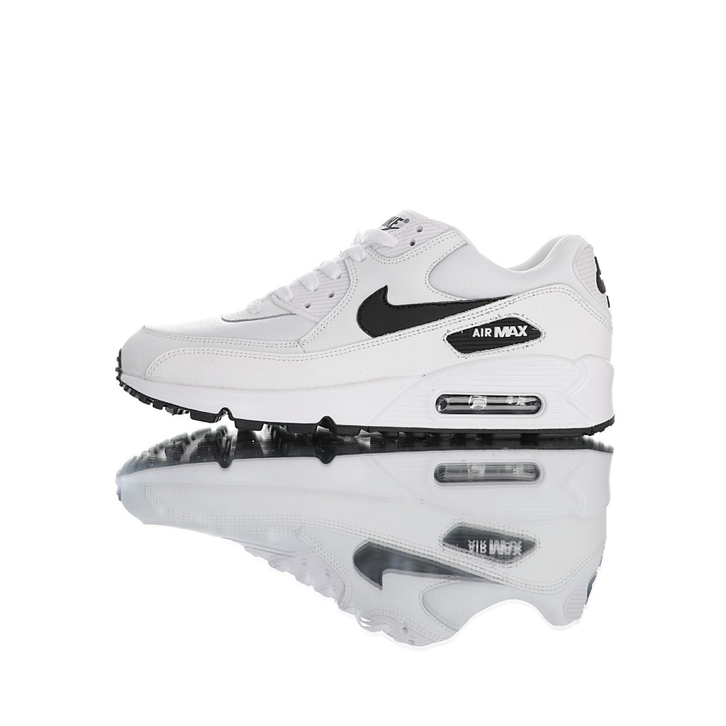 รองเท้าวิ่ง Nike Air Max 90 ฟรีค่าจัดส่งของผู้ชายและรองเท้าผู้หญิงของแท้