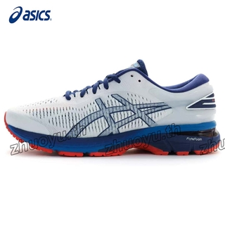 Review รองเท้าผ้าใบ Asics GEL-KAYANO 25 แฟชั่น Running Shoes