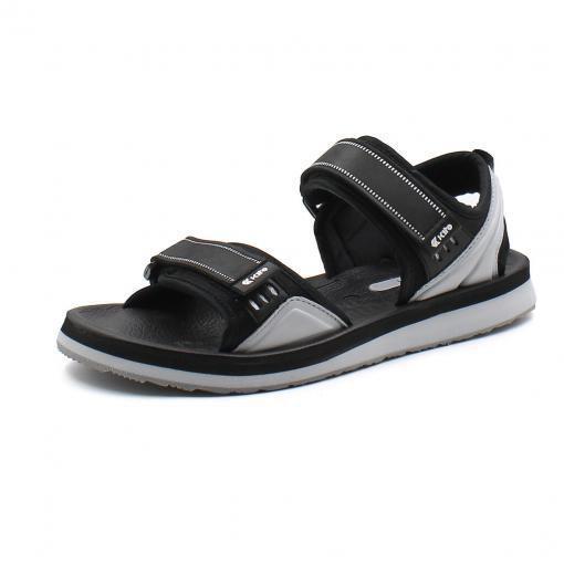 รองเท้ารัดส้น รองเท้าแตะ รองเท้าคัชชูผู้ชาย รองเท้ารัดส้นผู้ชาย รองเท้าชาย Kito รุ่น 7515 รัดส้น//สีดำ...