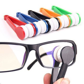 Creative portable glasses convenient cleaner clean without leaving any traces