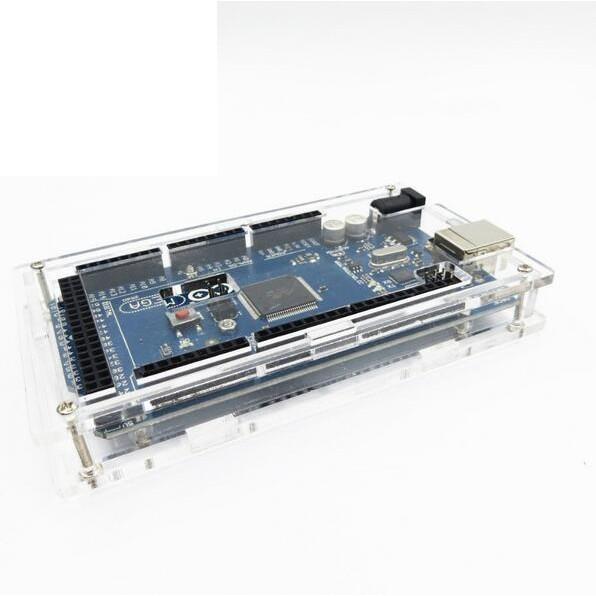 Durable Acrylic Box Enclosure Clear Module Case For Arduino MEGA2560 R3 Arduino