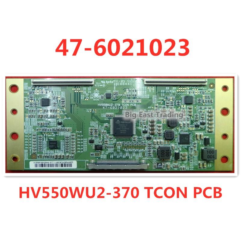 HV550WU2-370 1pc TCON Board HV550WU2-370 TCON PCB 47-6021023 TV T-CON Logic Board for 55inch,guaranteed quality