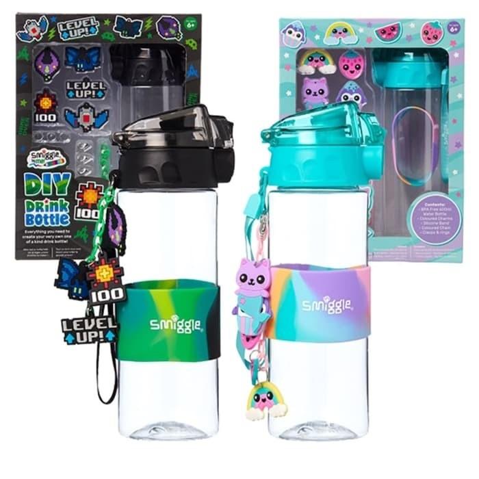 Smiggle DIY Drink Bottle Kit water bottle