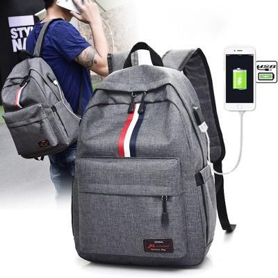 LP กระเป๋าเป้ผู้ชาย Wardrobe แฟชั่นกระเป๋า   สำหรับผู้ชาย - M57 เป้สะพายหลัง  กระเป๋าเป้ กระเป๋าเป้เดินทาง