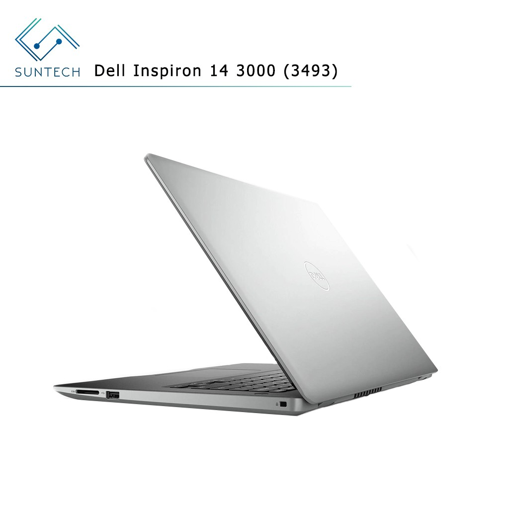 Dell Inspiron 14 – 3493 10Geni7-1065G7/8GB/512GB/NVIDIA/Win10/Platinum Silver