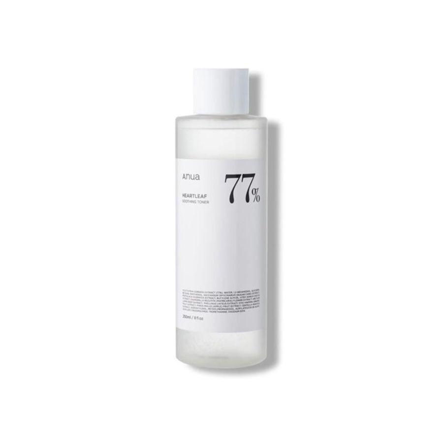 Anua Heartleaf 77% Soothing Toner 250 ml. (DS)
