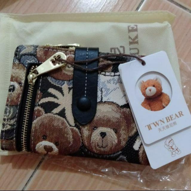 กระเป๋าสตางค์ ttwn bear