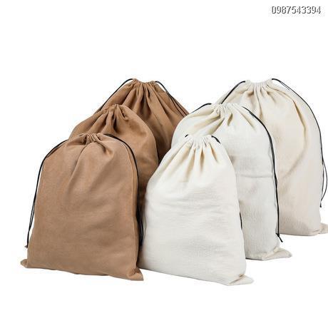 กระเป๋าใส่ของลูก  กระเป๋าจัดระเบียบเดินทางถุงใส่ของ◑☬▣กระเป๋าหนังนิ่มด้านเดียวกระเป๋าเดินทางกันฝุ่นเสื้อผ้ากระเป๋าหูรูด